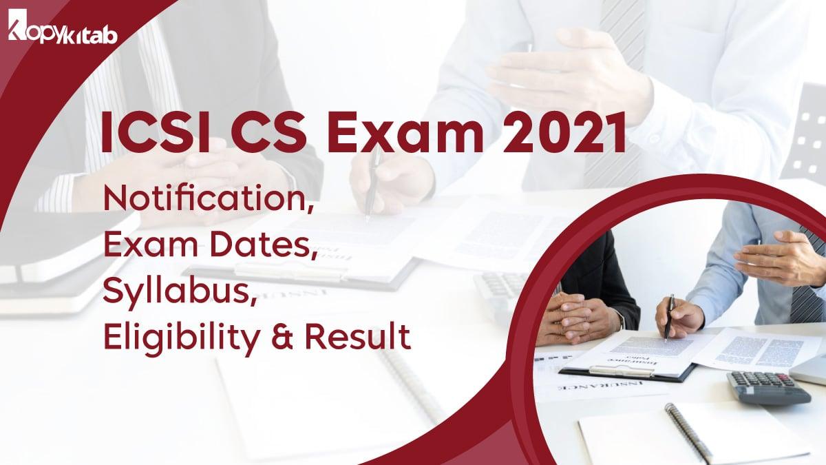 ICSI-CS-Exam