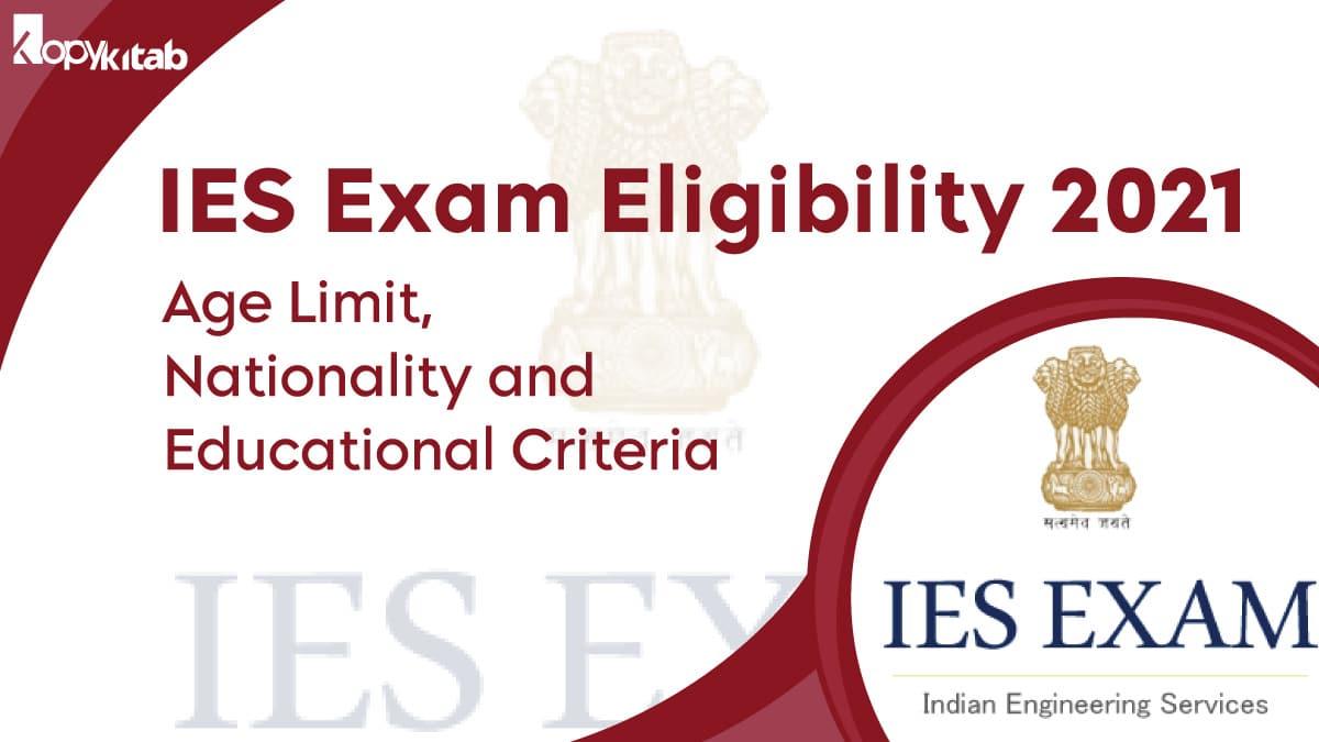IES Exam Eligibility