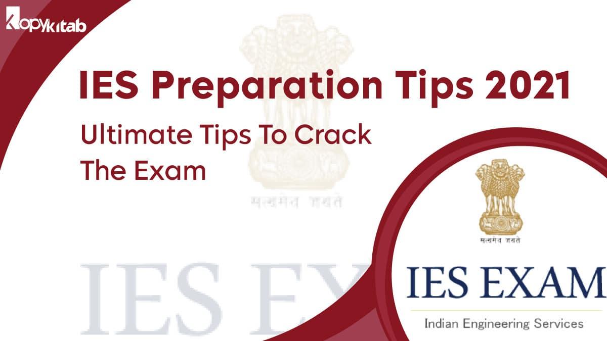 IES Preparation Tips