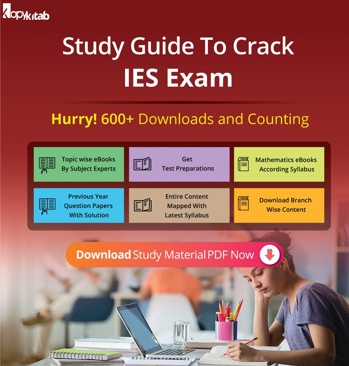 Study Guide to Crack IES Exam