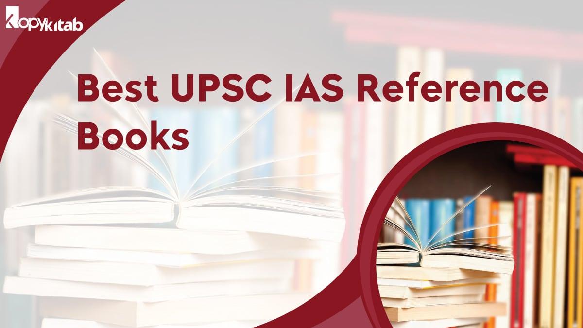 UPSC IAS Reference Books