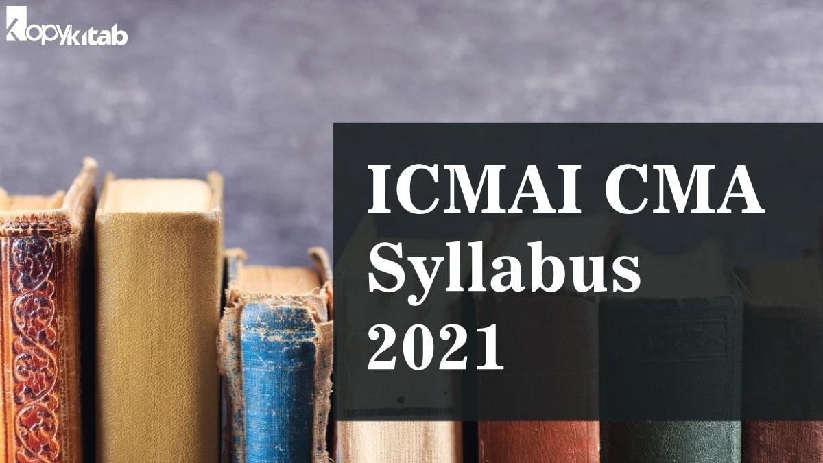 CMA Syllabus