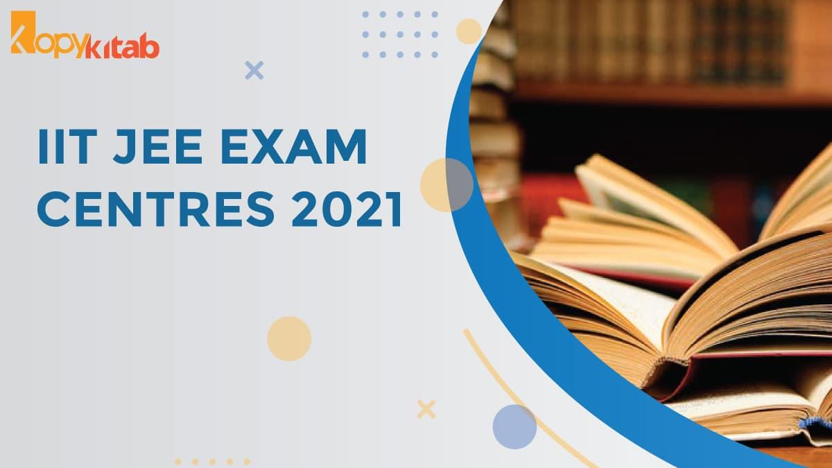 JEE Exam Centres
