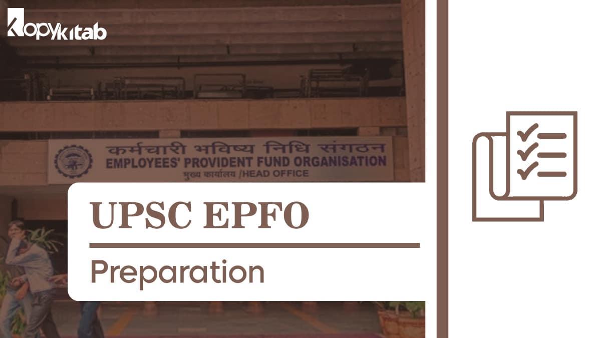 EPFO Exam Preparation Tips