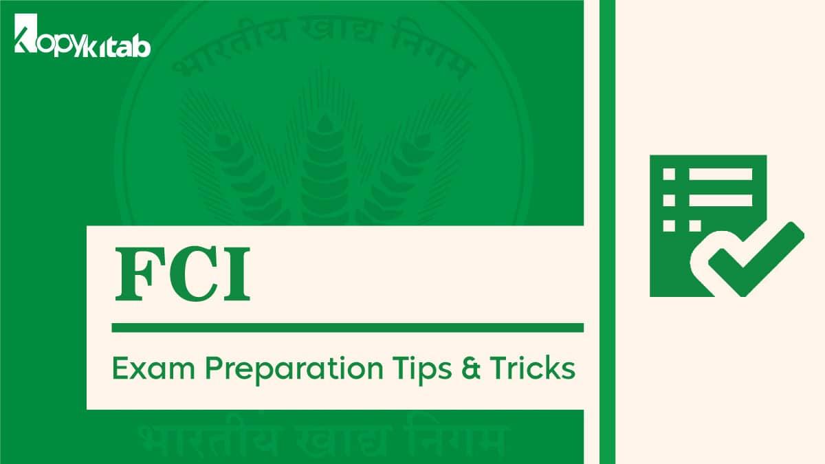 FCI Exam Preparation