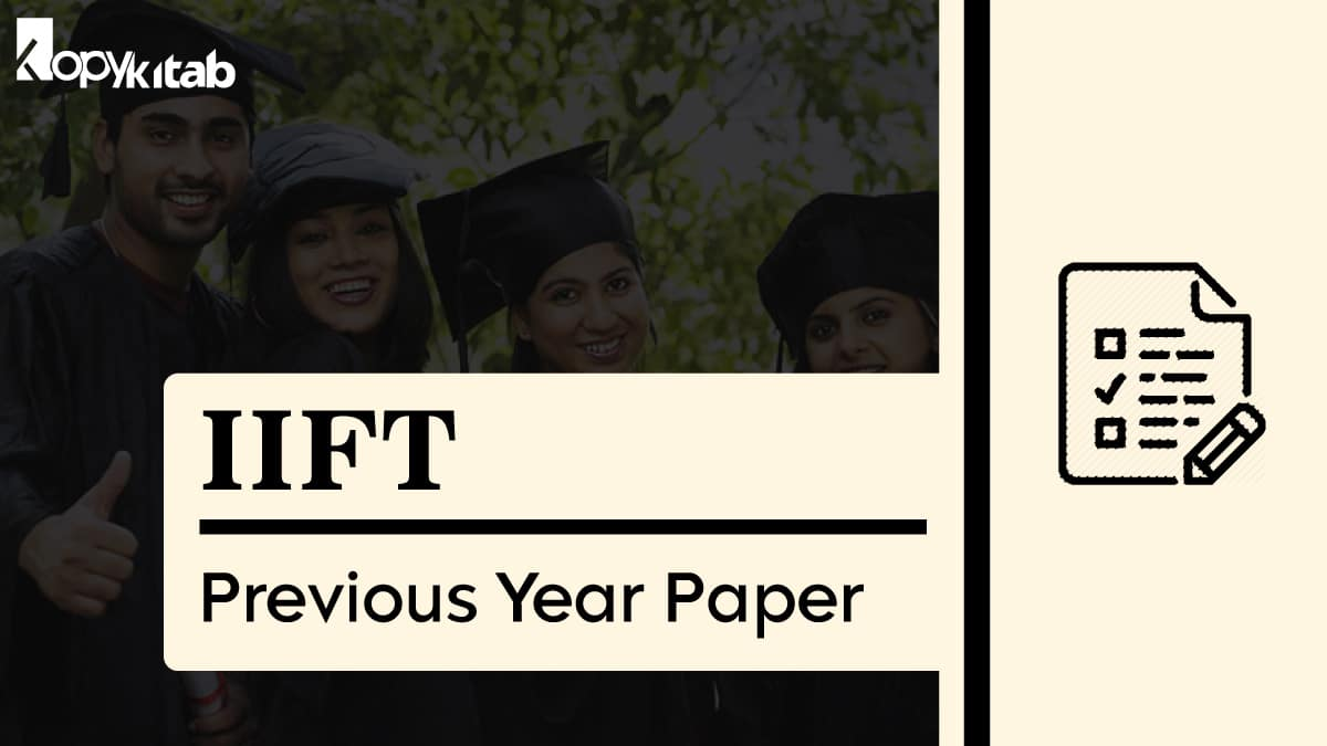 IIFT Previous Year Paper
