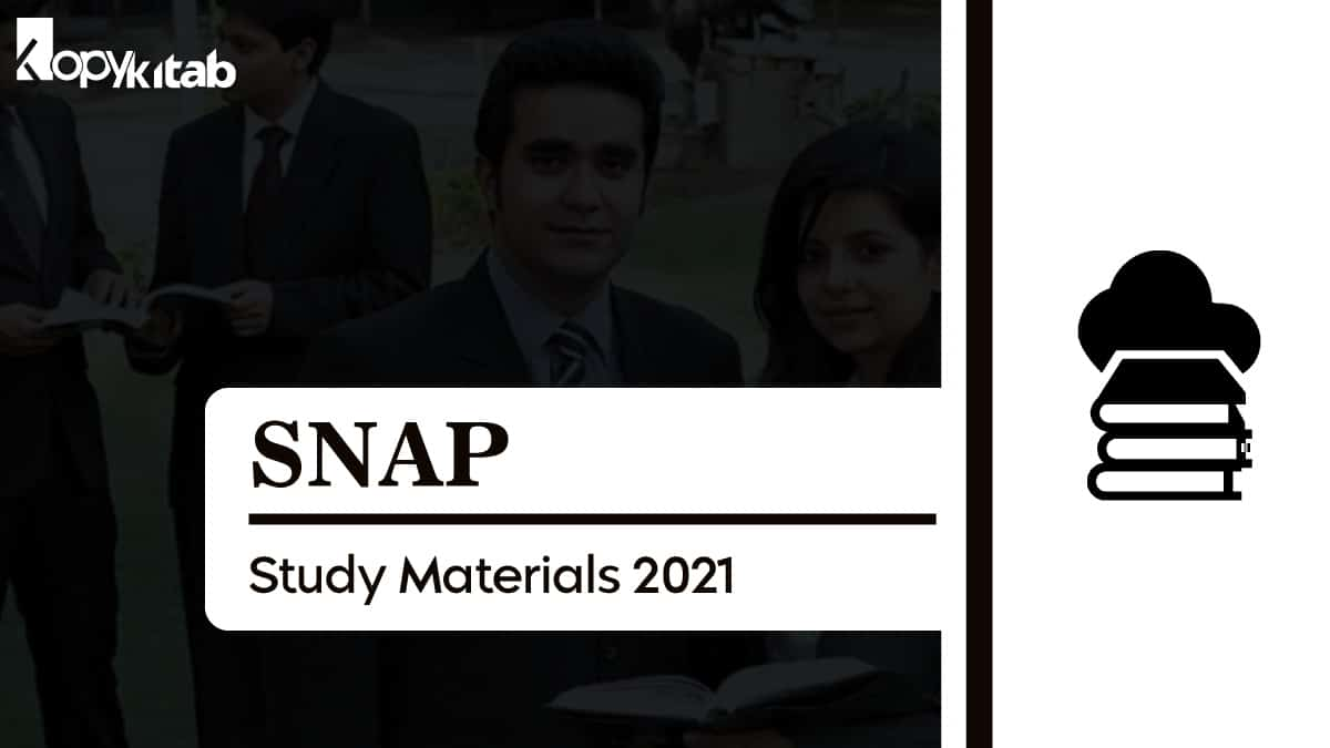 SNAP Study Material