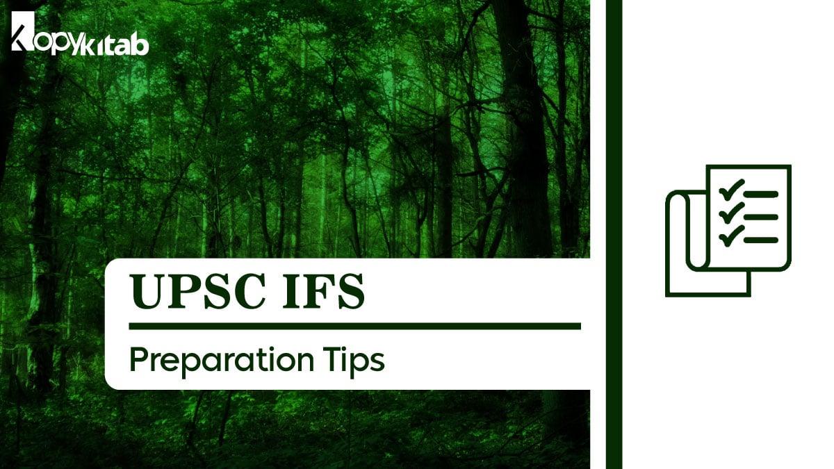 UPSC IFS Preparation tips