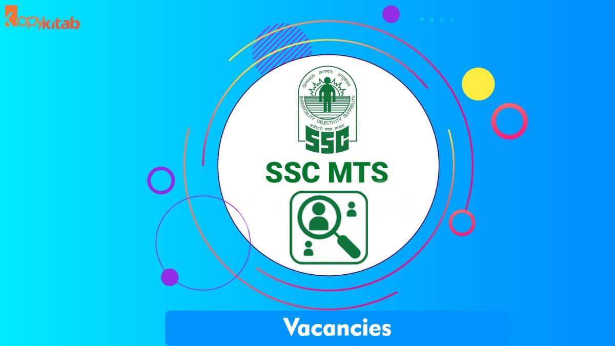 SSC MTS Vacancies