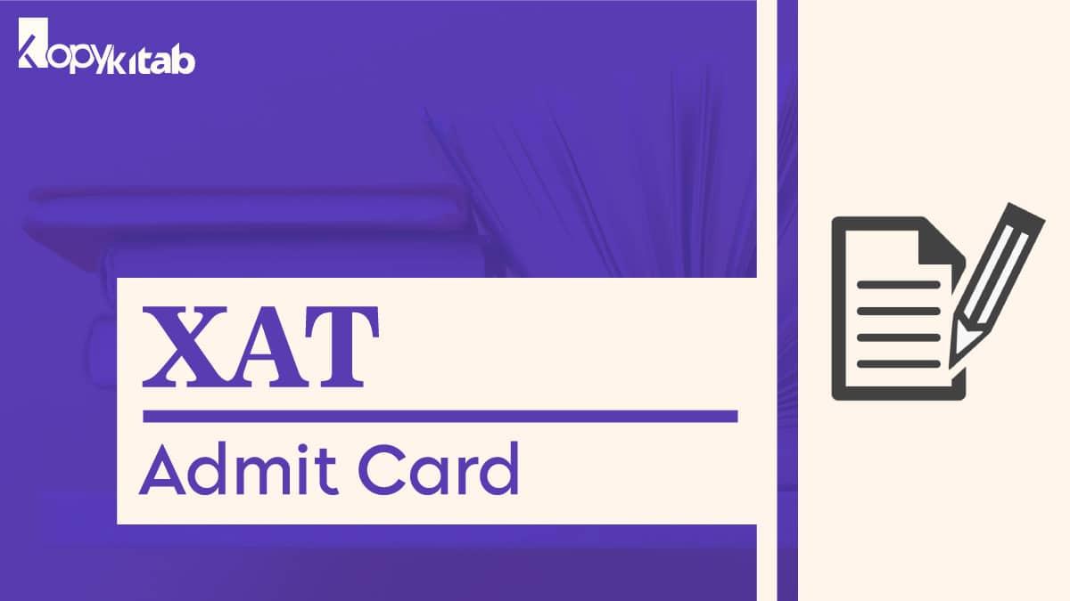 XAT Admit Card