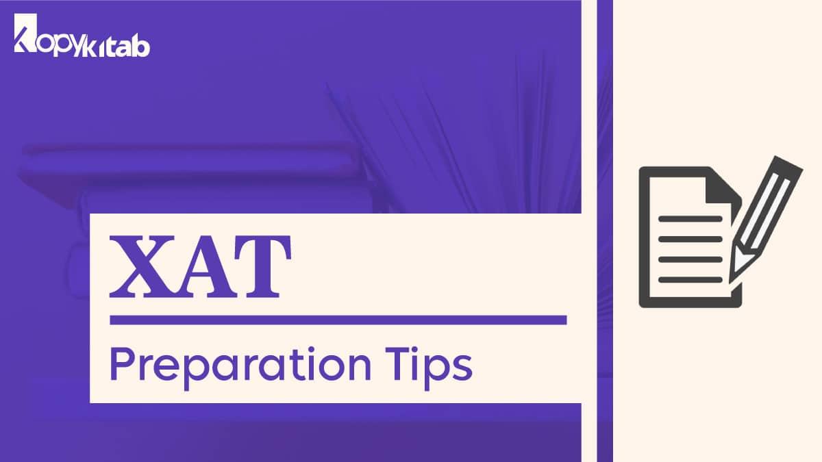 XAT Preparation tips