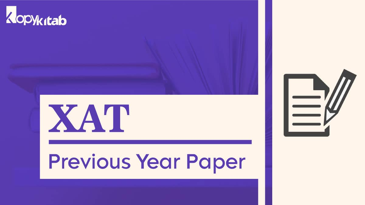 XAT Previous Year Paper