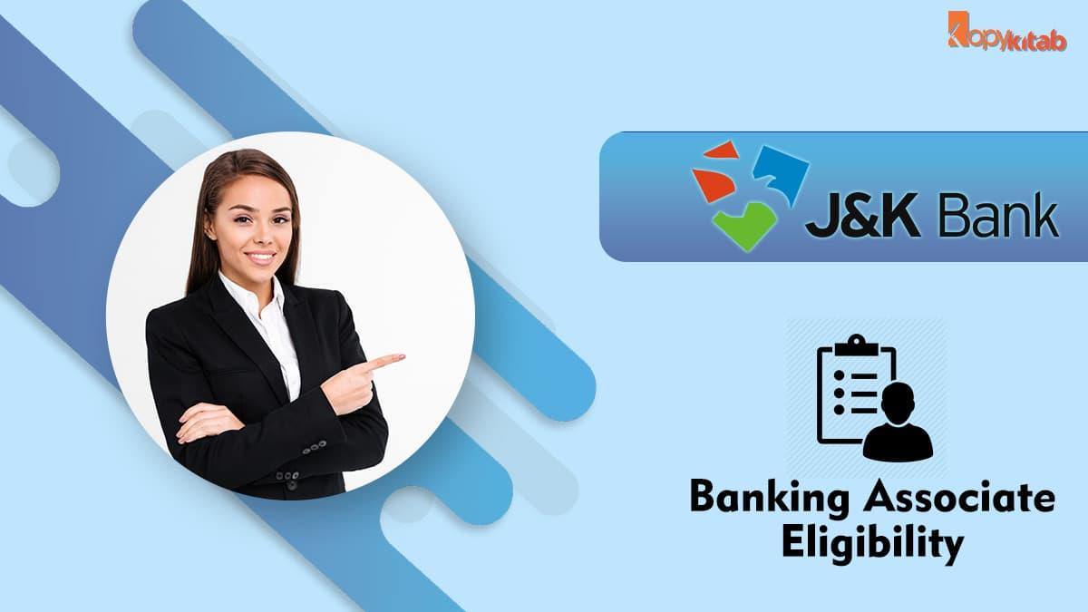 jk bank banking associate eligibility