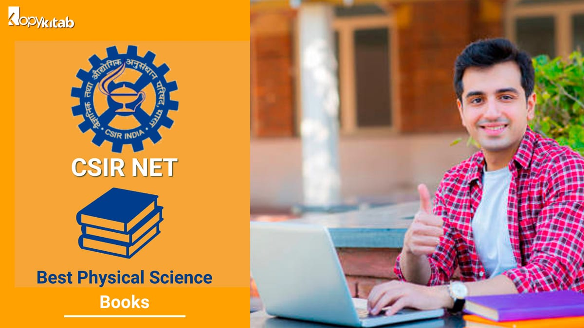 Best CSIR NET Physical Science Books and Study Materials