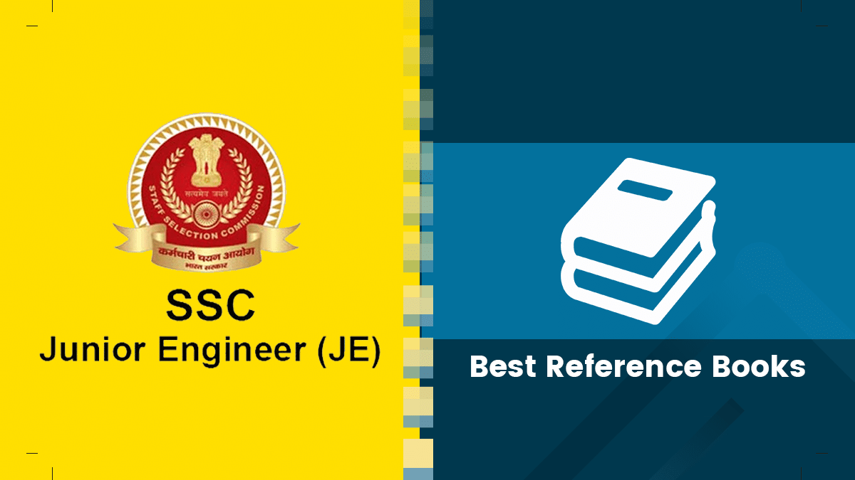 Best Reference Books for SSC JE
