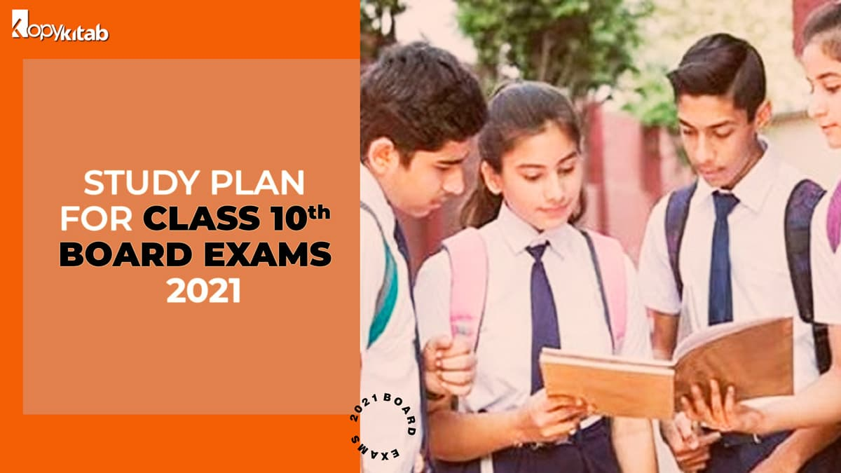 Study Plan for Class 10
