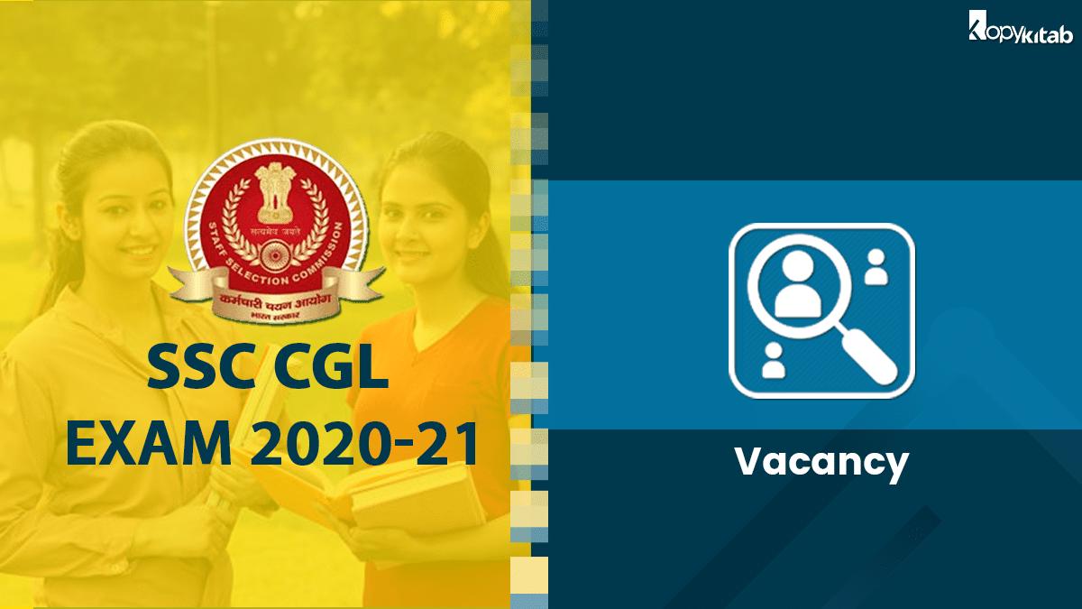 SSC CGL Vacancy