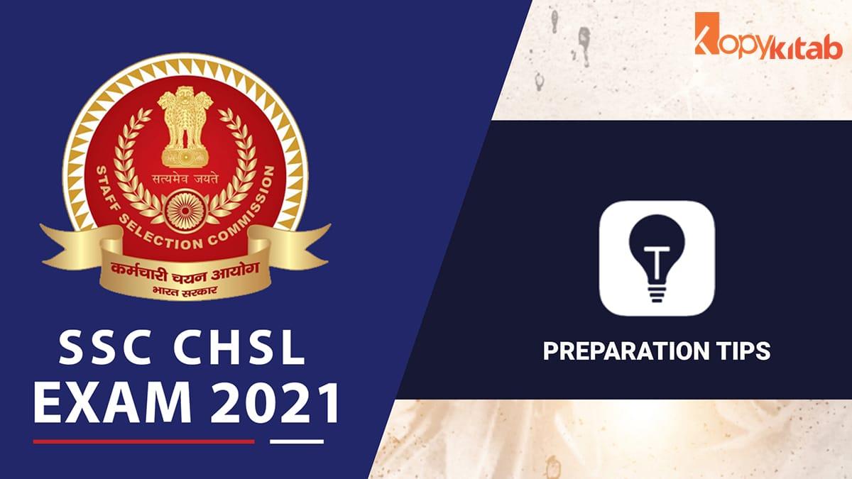SSC CHSL preparation tips