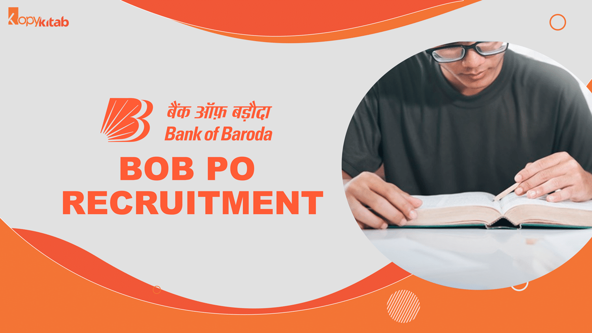 BOB PO recruitment 2021