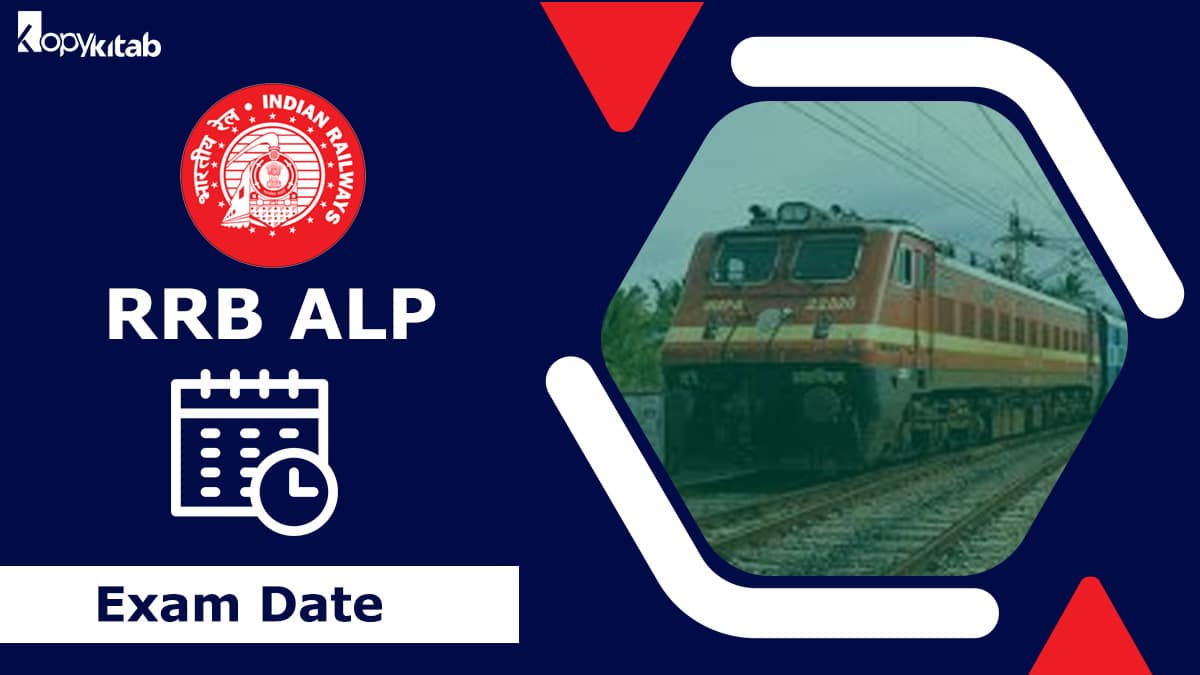 RRB ALP Exam Date 2021