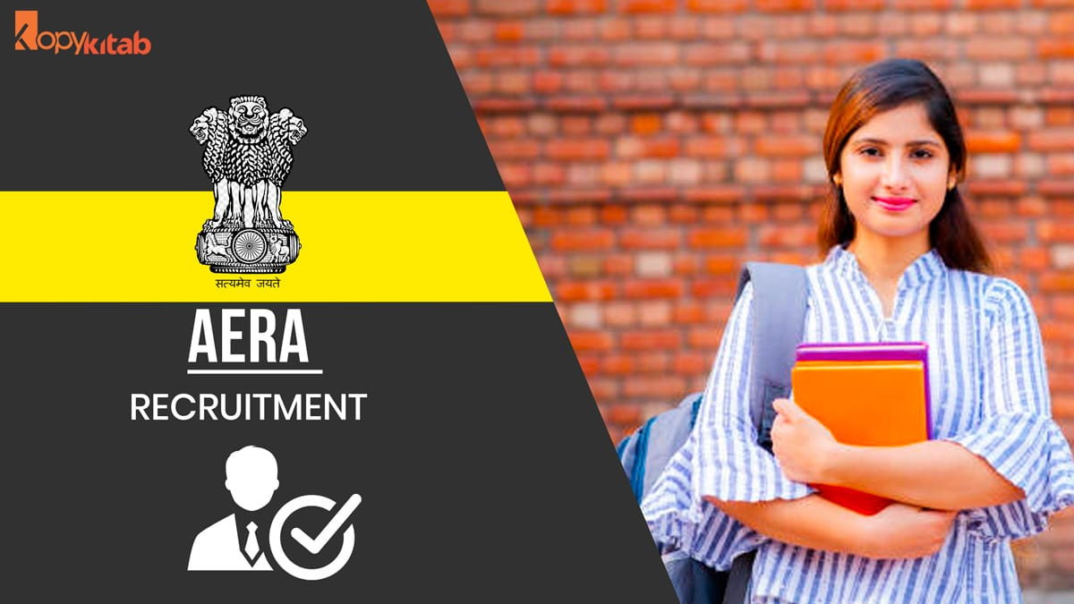 AERA Recruitment 2021