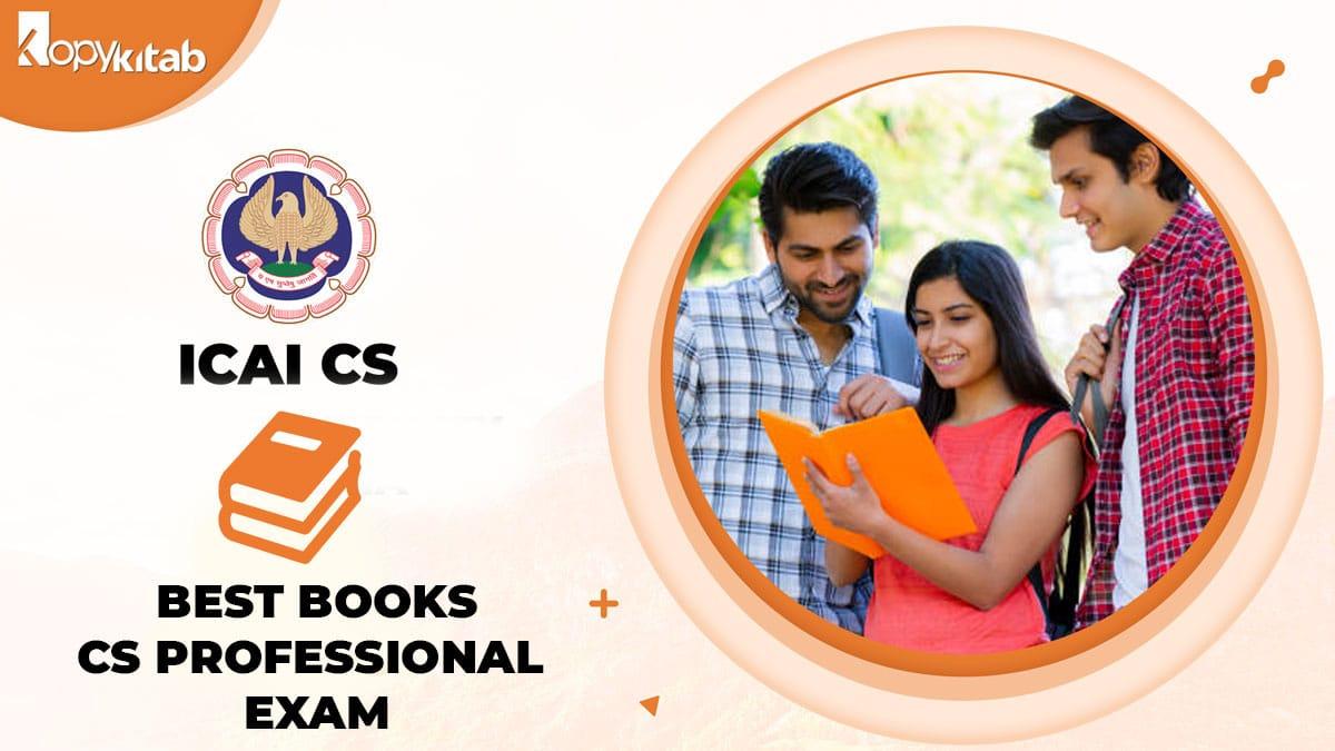 Best Books for CS Professional Exam