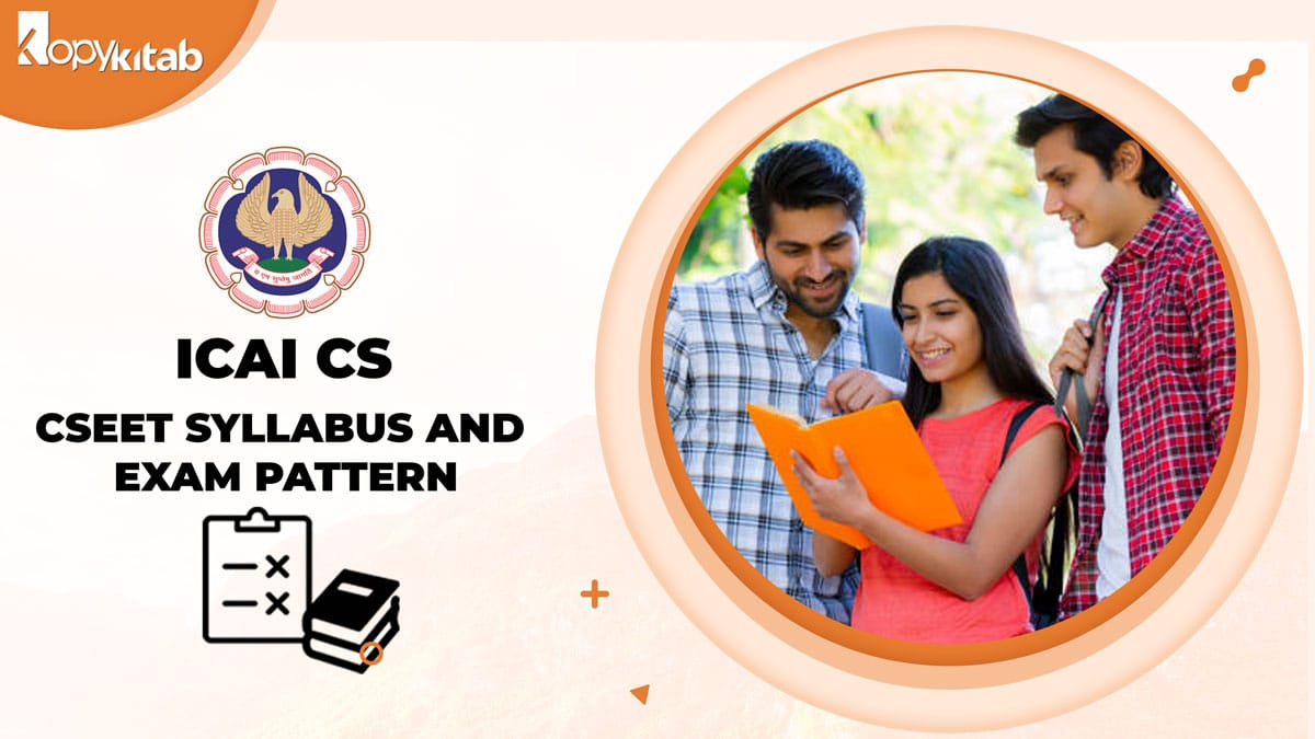CSEET Syllabus and Exam Pattern