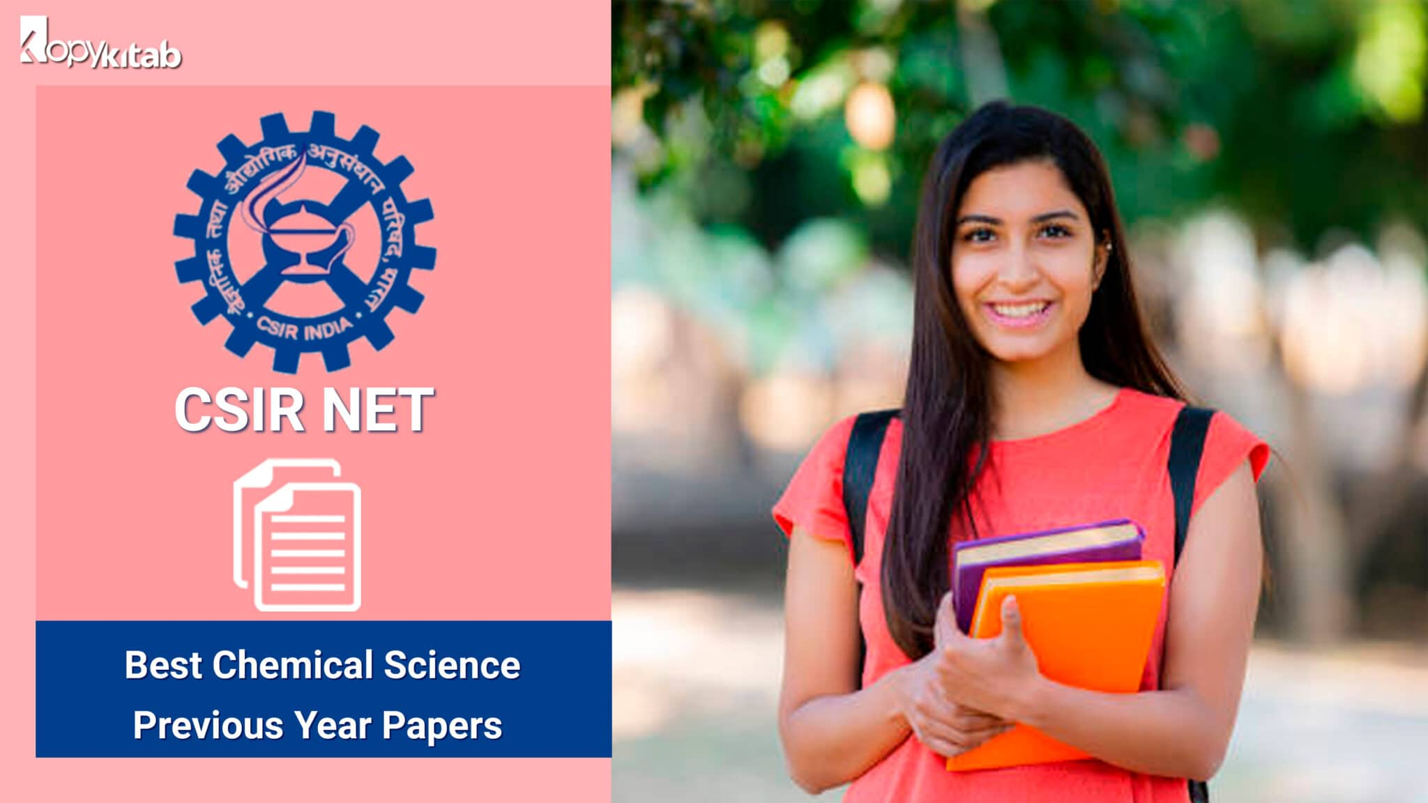 CSIR NET Life Science Previous Year Papers