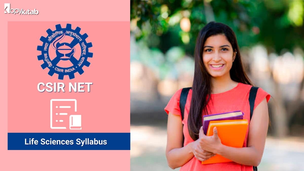 CSIR NET Life Sciences Syllabus