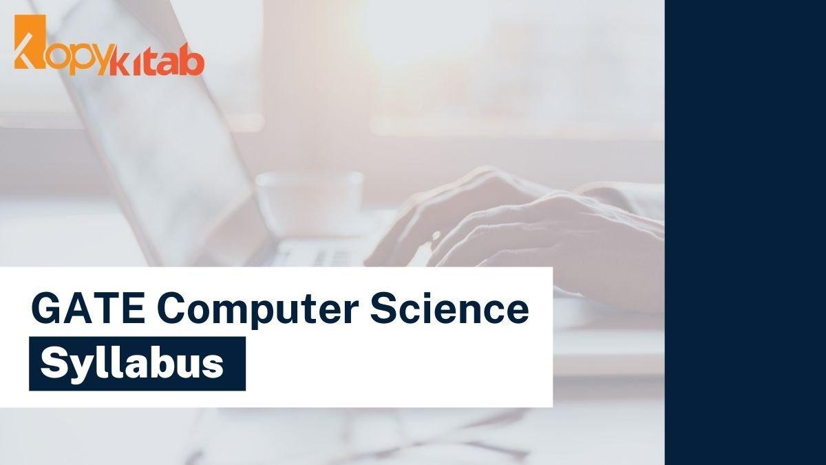 GATE Computer Science Syllabus