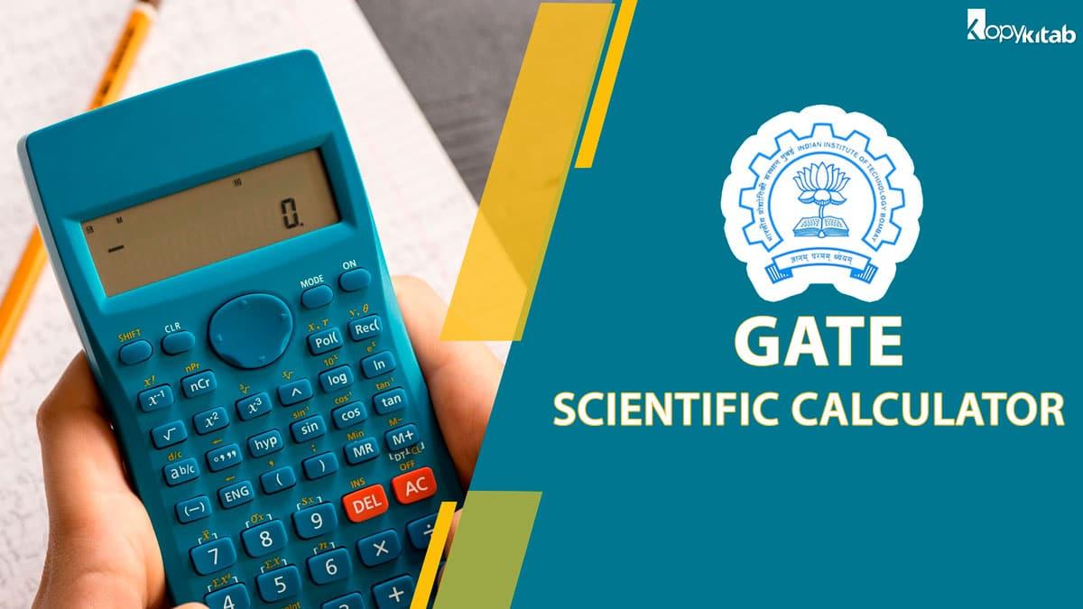 gate scientific calculator
