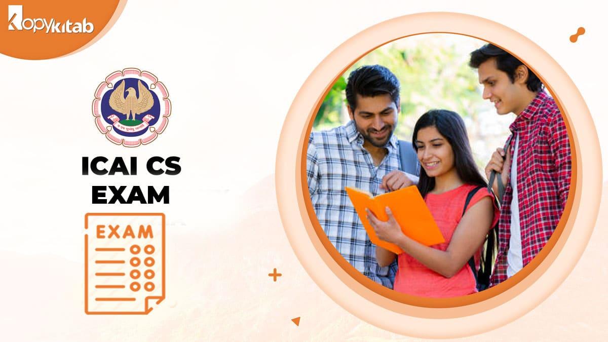ICSI CS Exam 2021