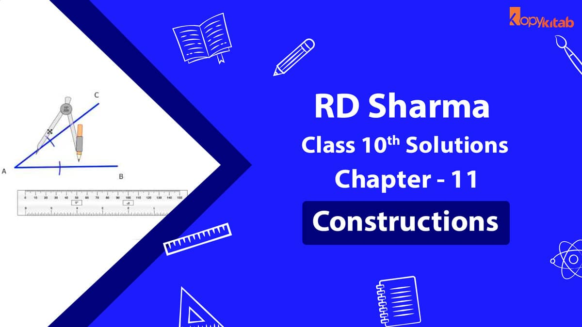 RD Sharma Class 10 Solutions Chapter 11