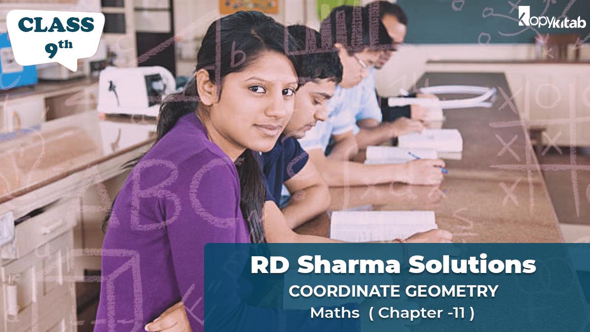 RD Sharma Solutions Class 9 Maths Chapter 11