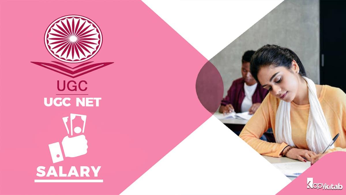UGC NET Salary