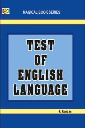 Magical Book Series: Test Of English Language