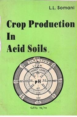 Crop Production in Acid soil
