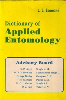 Dictionary of Applied Entomology