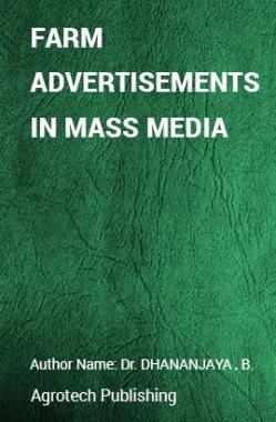 Farm Advertisements in Mass Media
