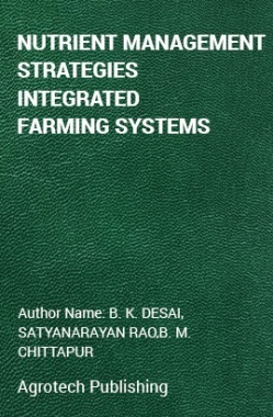 Nutrient Management Strategies in integrated farming Systems