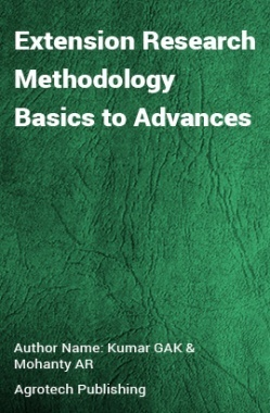 Extension Research Methodology Basics to Advances