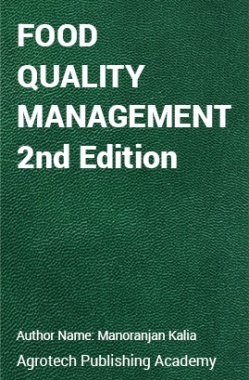 FOOD QUALITY MANAGEMENT 2nd Edition