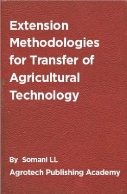 Extension Methodologies for Transfer of Agricultural Technology