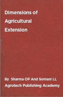 Dimensions of Agricultural Extension