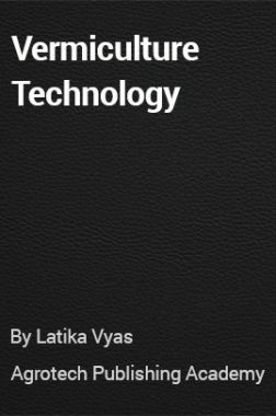 Vermiculture Technology