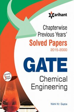 GATE Chapterwise Solved Papers - Chemical Engineering (2015-2000)