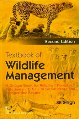 Textbook of Wildlife Management