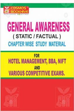 General Awareness For Hotel Management, BBA, NIFT And Other Various Competitive Exam