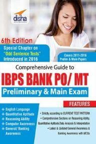 Comprehensive Guide To IBPS-CWE Bank PO/ MT Prelim + Main Exam (6th Edition)