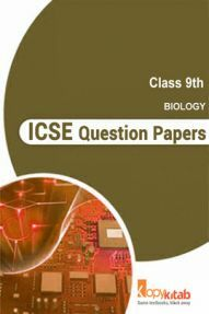 ICSE Question Papers For Class 9 Biology